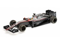 MODELLINO McLAREN HONDA MP4/30 ALONSO CHINESE GP 2015 IN RESINA MINICHAMPS