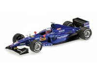 MODELLINO PROST PEUGEOT AP02 JENSON BUTTON 1999 IN METALLO MINICHAMPS