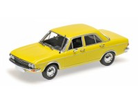 MODELLINO AUDI 100 YELLOW 1969 IN METALLO MINICHAMPS