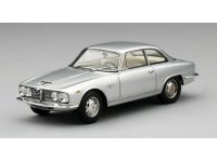 MODELLINO ALFA ROMEO SPRINT 2600 LIGHT SILVER 1962 IN RESINA TSM