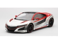MODELLINO ACURA NSX PIKES PEAK 2015 TOP SPEED IN RESINA TSM