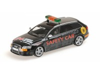 MODELLINO AUDI RS6 AVANT SAFETYCAR 24H LE MANS 2009 IN METALLO MINICHAMPS