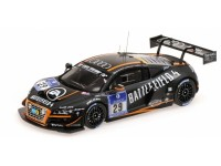 MODELLINO AUDI R8 LMS ULTRA THOOR 24H NURBURGRING 2013 IN RESINA MINICHAMPS