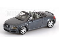 MODELLINO AUDI TT ROADSTER 2000 BLUE METALLIC IN METALLO MINICHAMPS