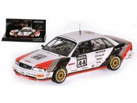 MODELLINO AUDI V8 DTM CHAMPION 1990 H.J. STUCK IN METALLO MINICHAMPS