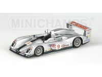 MODELLINO AUDI R8 TEAM UK M. SALO 12H SEBRING 2003 IN METALLO MINICHAMPS