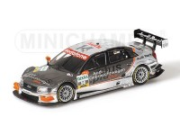 MODELLINO AUDI A4 CH. ABT DTM 2005 IN METALLO MINICHAMPS