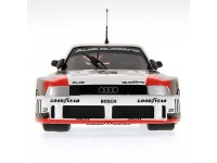 MODELLINO AUDI 90 QUATTRO IMSA 2ND PLACE GTO CLASS IMSA 1989 HAYWOOD IN METALLO MINICHAMPS