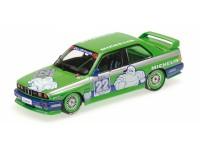 MODELLINO BMW M3 ALPINA HOCKENHEIM DTM 1988 IN METALLO MINICHAMPS