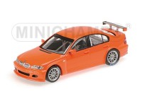 MODELLINO BMW 320 I ORANGE 2005 IN METALLO MINICHAMPS