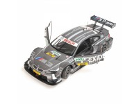 MODELLINO BMW M3 DTM TEAM RBM JOEY HAND DTM 2013 IN METALLO MINICHAMPS