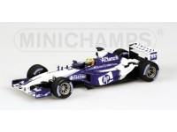 MODEL WILLIAMS F1 BMW FW25 R. SCHUMACHER 2003 IN METAL MINICHAMPS