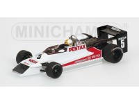 MODELLINO MARCH BMW 792 K. HOSHINO GP SUZUKA 1979 IN METALLO MINICHAMPS