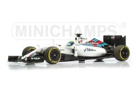 MODELLINO WILLIAMS MARTINI FW38 FELIPE MASSA 2016 IN RESINA MINICHAMPS