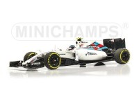 MODELLINO WILLIAMS MARTINI FW38 VALTTERI BOTTAS 2016 IN RESINA MINICHAMPS