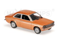 MODELLINO OPEL KADETT C 1974 BROWN METALLIC IN METALLO MINICHAMPS