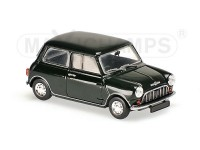 MODELLINO MORRIS MINI 850 MKI 1960 GREEN IN METALLO MINICHAMPS
