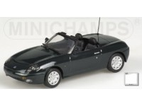 MODELLINO FIAT BARCHETTA 1996 DARK GREEN IN METALLO MINICHAMPS