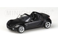 MODELLINO SMART ROADSTER 2003 FULDA IN METALLO MINICHAMPS