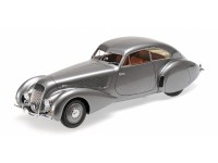 MODELLINO BENTLEY EMBIRICOS 1939 GUN METALLIC IN RESINA MINICHAMPS