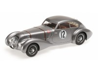 MODELLINO BENTLEY EMBRICOS CORNICHE HAY HUNTER 24H LE MANS 1950 IN RESINA MINICHAMPS