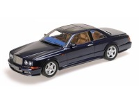 MODELLINO BENTLEY CONTINENTAL SC 1996 DARK BLUE METALLIC IN RESINA MINICHAMPS