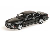 MODELLINO BENTLEY CONTINENTAL T 1996 BLACK IN METALLO MINICHAMPS