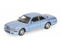 MODELLINO BENTLEY CONTINENTAL T 1996 LIGHT BLUE IN METALLO MINICHAMPS