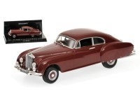 MODELLINO BENTLEY R TYPE CONTINENTAL 1955 RED IN METALLO MINICHAMPS