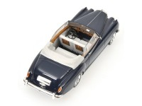 MODELLINO BENTLEY S2 CABRIOLET 1960 BLUE IN METALLO MINICHAMPS