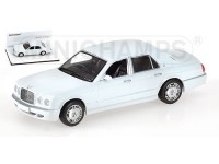 MODELLINO BENTLEY ARNAGE 2005 WHITE EDITION IN METALLO MINICHAMPS