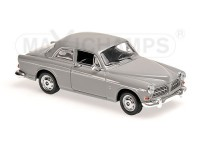 MODELLINO VOLVO 121 AMAZON 1966 GREY IN METALLO MINICHAMPS