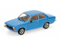 MODELLINO OPEL KADETT C BERLINA 1978 BLUE IN METALLO MINICHAMPS