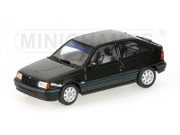 MODELLINO OPEL KADETT E 1989 GREEN IN METALLO MINICHAMPS