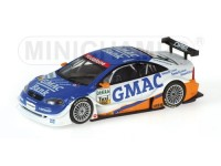 MODELLINO OPEL V8 COUPE' DTM RACE TAXI IN METALLO MINICHAMPS