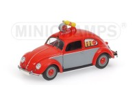 MODELLINO VOLKSWAGEN 1200 EXPORT 1951 SINALCO IN METALLO MINICHAMPS