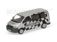 MODELLINO VOLKSWAGEN T5 MULTIVAN 2003 MINICHAMPS IN METALLO MINICHAMPS
