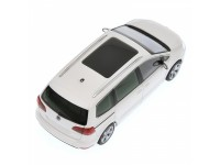 MODELLINO VOLKSWAGEN SHARAN 2010 WHITE IN METALLO MINICHAMPS