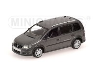 MODELLINO VOLKSWAGEN CROSS TOURAN BLUE 2006 IN METALLO MINICHAMPS
