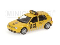 MODELLINO VOLKSWAGEN GOLF IV AUTOMOBIL CLUB LUXEMBURG IN METALLO MINICHAMPS