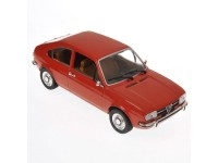 MODELLINO ALFA ROMEO ALFASUD 1972 ORANGE IN METALLO MINICHAMPS