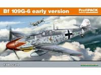 SCATOLA DI MONTAGGIO EDUARD MODELLINO AEREO Albatros D.III (Weekend Ed.)Bf 109G-6 early version (ProfiPACK) 1/48