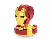 METAL EARTH MODELLINO DA COSTRUIRE IRON MAN HELMET PRECOLORATO