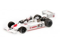 MODELLINO MARCH HONDA F2 812 EUROPEAN F2 CHAMPIONSHIP 1982 IN RESINA MINICHAMPS