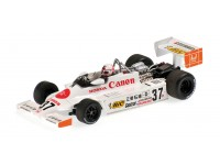 MODELLINO MARCH HONDA F2 812 WINNER SUZUKA F2 GP 1981 IN RESINA MINICHAMPS