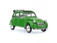 MODELLINO CITROEN 2CV 1978 VERDE IN METALLO MINICHAMPS