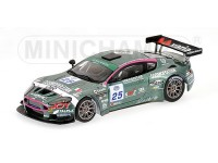 MODELLINO ASTON MARTIN DBRS9 TEAM BMS SCUDERIA ITALIA FIA GT3 RACE SPA 2006 IN METALLO MINICHAMPS
