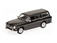 MODELLINO VOLVO 121 AMAZON BREAK 1966 NERA IN METALLO MINICHAMPS