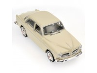 MODELLINO VOLVO 121 AMAZON 4 PORTE SALOON 1959 BIANCA IN METALLO MINICHAMPS