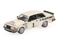 MODELLINO VOLVO 240 TURBO TEAM IPS RACING DTM 1986 IN METALLO MINICHAMPS